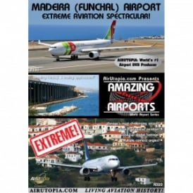 AirUtopia Madeira Funchal Airport DVD