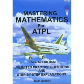 Mastering Mathematics For ATPL CD