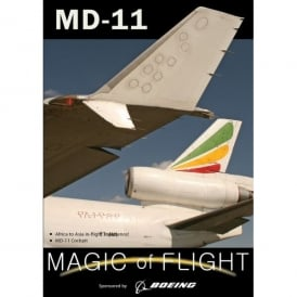 AirUtopia McDonnell Douglas MD11 Magic Of Flight DVD