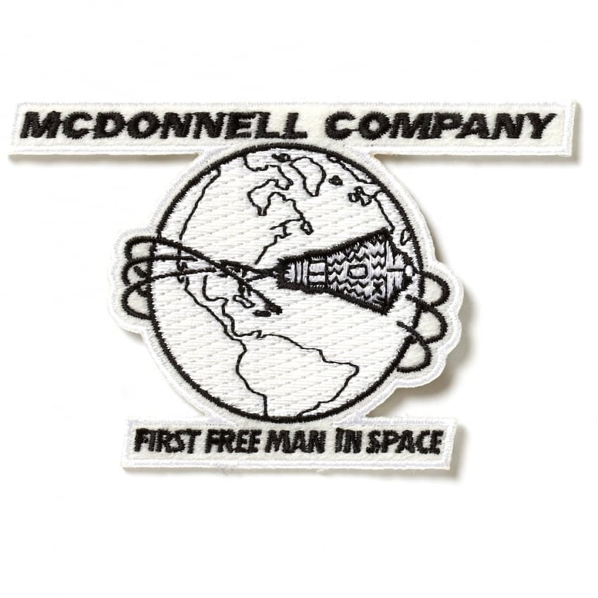 McDonnell Heritage Patch