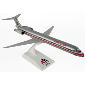 MD-80 American Airlines - Scale 1:150