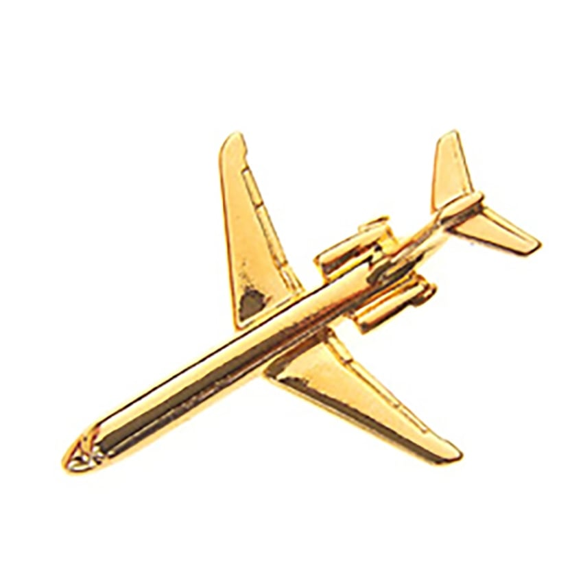 MD 80 Boxed Pin - Gold