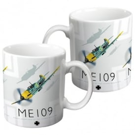 ME-109 Mug by Peter McDermott