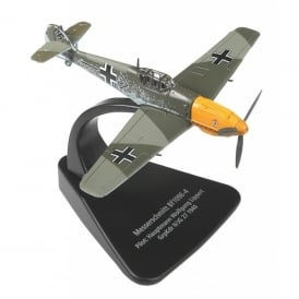 Messerschmitt BF 109E-4 Diecast Model 1:72