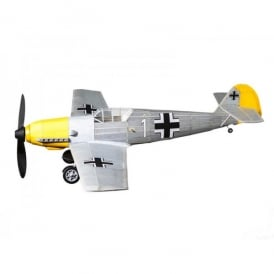 Messershmitt BF-109 Rubber Power Model