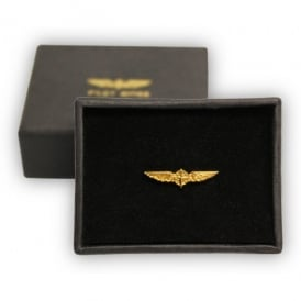 Metal Gold Wings Small