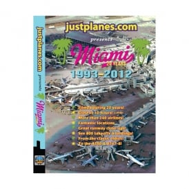 Miami Airport 20 Years - 1993-2012 DVD