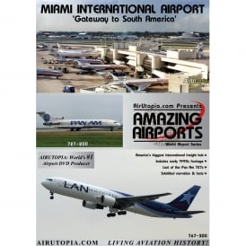 Miami International Airport DVD