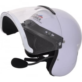 Micro Avionics Integrated UL200 Headset and Helmet