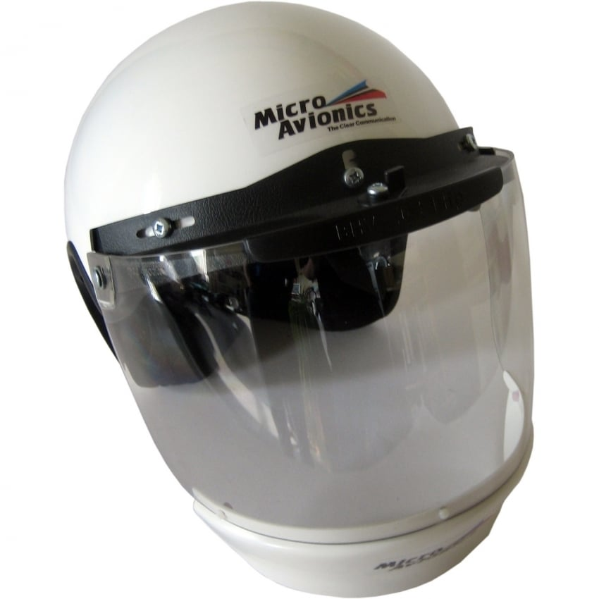 Microlight Helmet