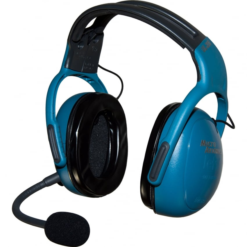 ULM 200 3 Axis Headset