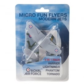 Micro RAF Modern Aircraft Fun Flyer