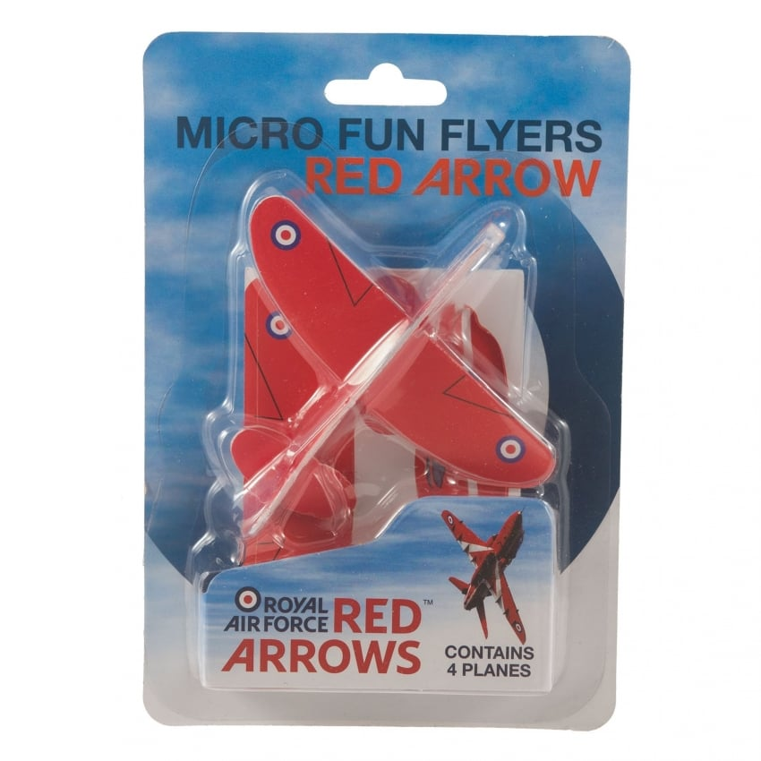 Micro Red Arrows Fun Flyer