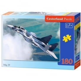 Mig 29 Jigsaw - 180 Pieces - Last Stock