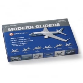 Modern Glider Models 6-in-1 Set