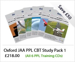 Oxford JAA PPL CBT Study Pack 1