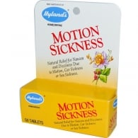 Motion Sickness Homeopathic Tablets