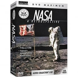 NASA: A Retrospective 4 x DVD Box Set
