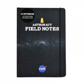 NASA Astronaut Field Notebook