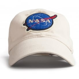 Red Canoe NASA Kids Cap - Stone