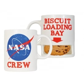 Nasa Large Biscuit Mug
