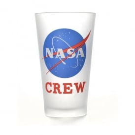 NASA Large Glass with Gift Box