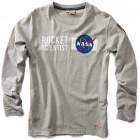 NASA Long Sleeve T-Shirt