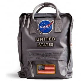 NASA Premium Back Pack - Grey