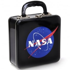 Half Moon Bay NASA Tin Lunchbox