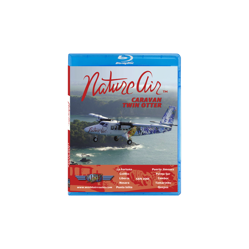 Nature Air DHC-6 Twin Otter Blu-Ray