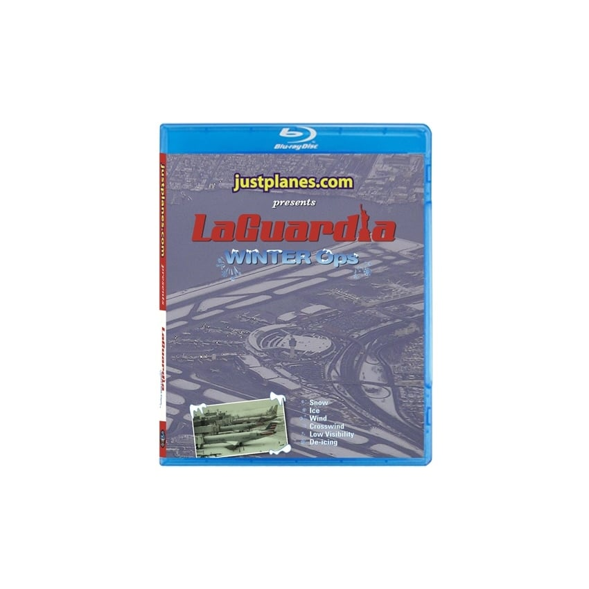 New York La Guardia Airport Blu-Ray