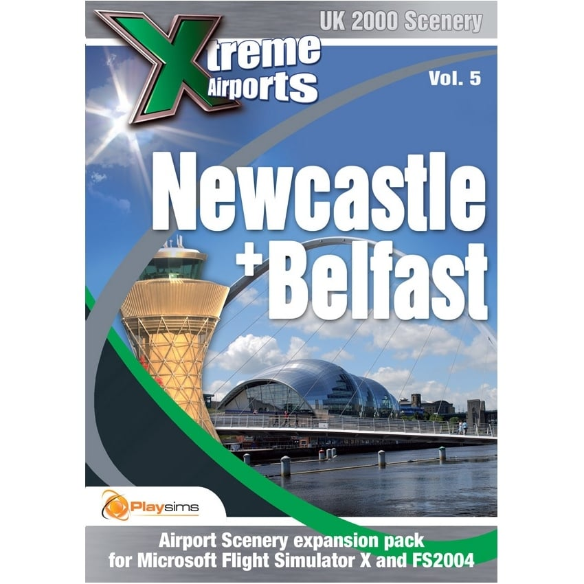 Newcastle and Belfast