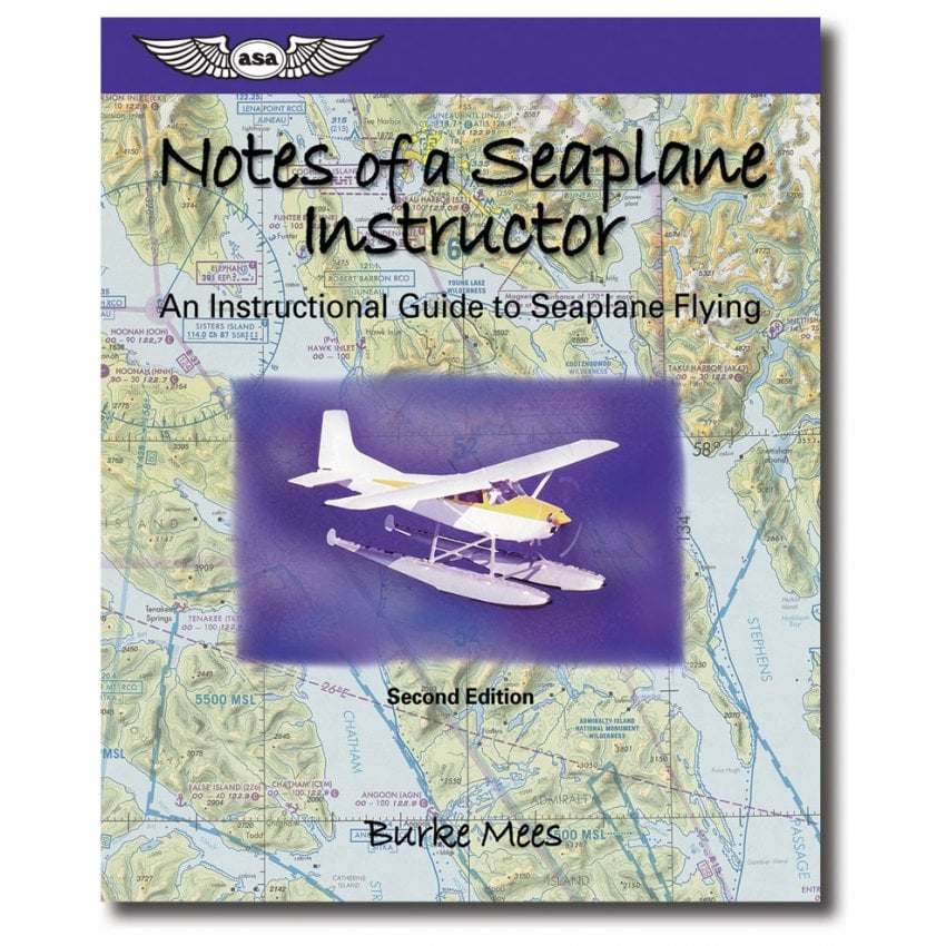 Notes Of A Seaplane Instructor - last stock