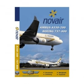 Novair A330 and B737 DVD