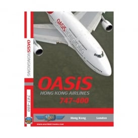 Oasis Hong Kong Airlines 747-400 DVD