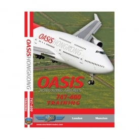 Oasis Hong Kong Airlines 747-400 Training DVD
