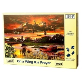 On A Wing and a Prayer Jigsaw (1000 pieces)