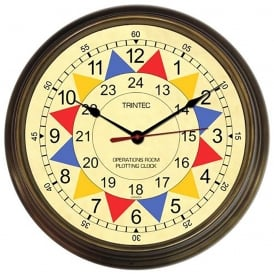 Operators Room Sector Clock - 14