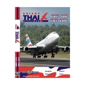 Orient Thai Airlines 747-100 DVD