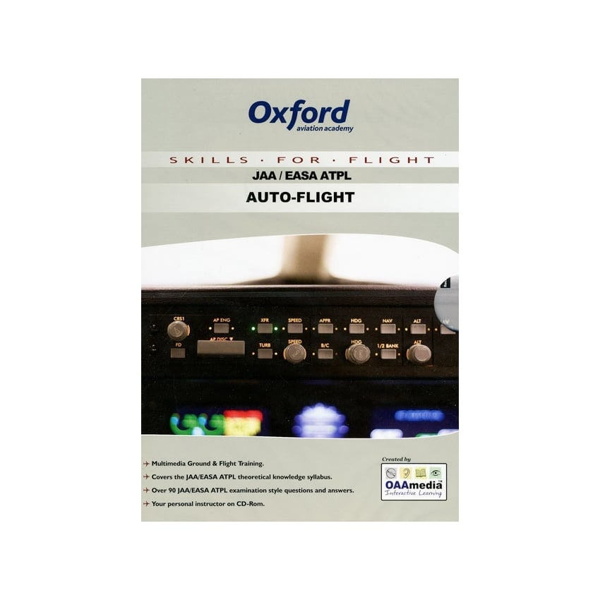 Oxford EASA ATPL Auto-Flight Software