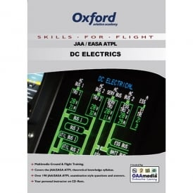 Oxford EASA ATPL DC Electrics Software