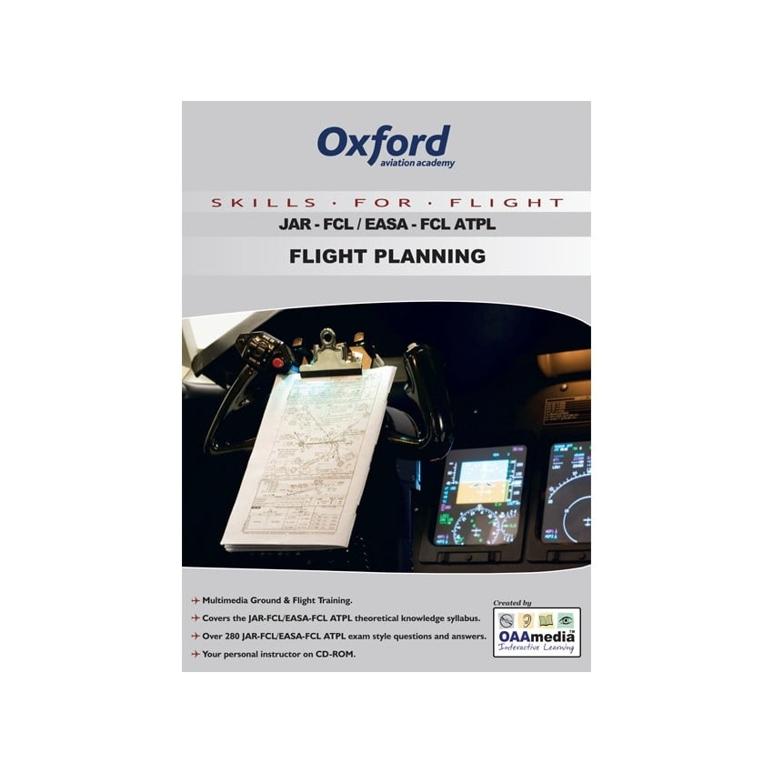 Oxford EASA ATPL Flight Planning Software