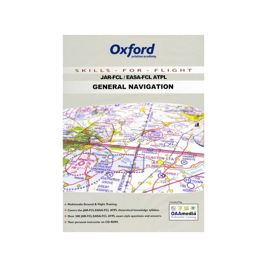 Oxford EASA ATPL General Navigation Software