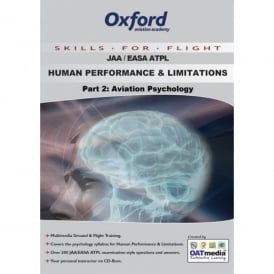 Oxford Aviation Oxford EASA ATPL Human Performance - Part 2 Software