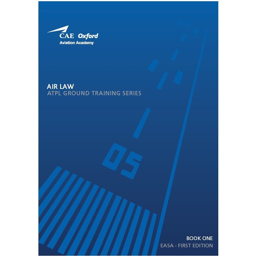 Oxford EASA ATPL Manual - Air Law