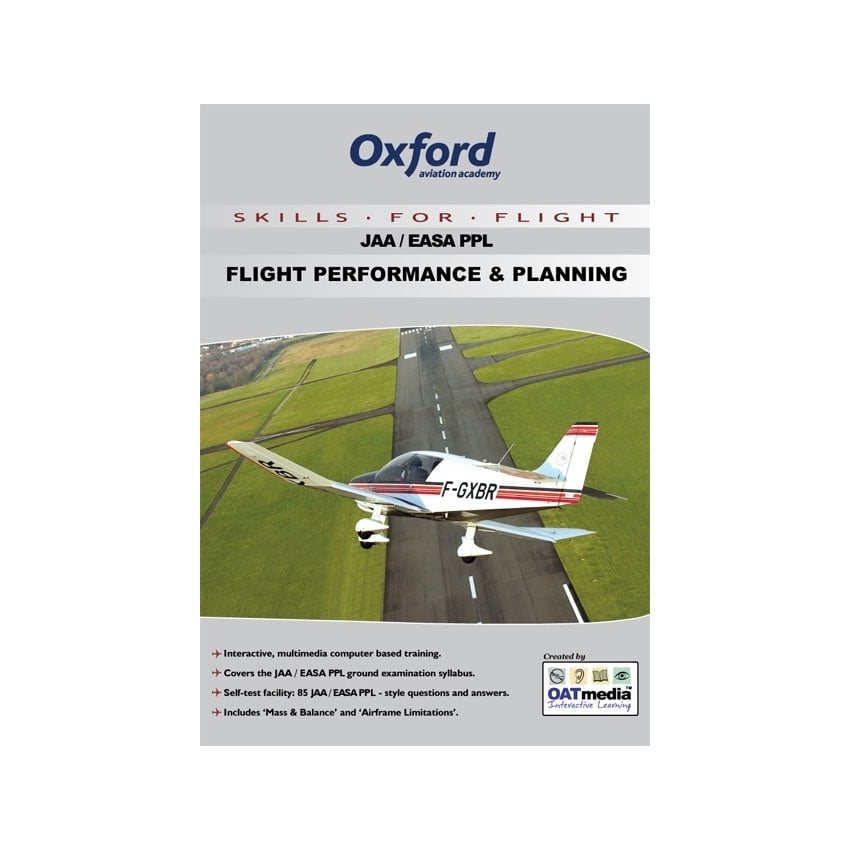 Oxford Flight Performance PPL Training Software