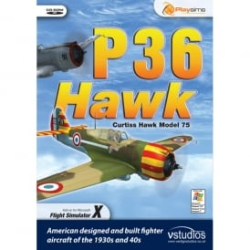 Playsims Publishing P36 Hawk