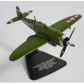 P47D Thunderbolt USAAF Europe Diecast Model 1:72