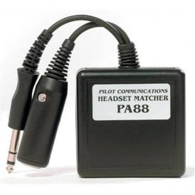 Pilot Communications PA88 Headset Matcher