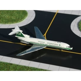 Pakistan International Trident 1E Diecast Model - Scale 1:400